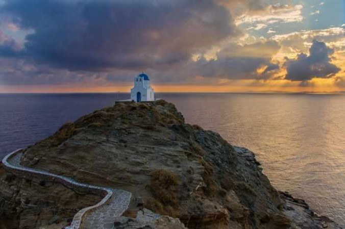 7 Martyrs Chapel on Sifnos photo by Charley Lataste