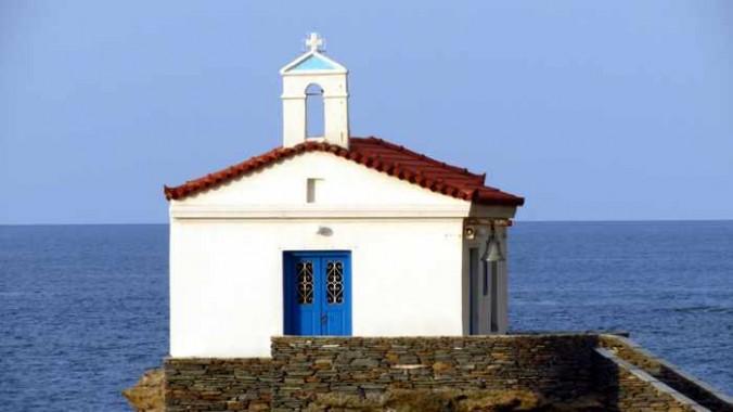 Agia Thalassini church