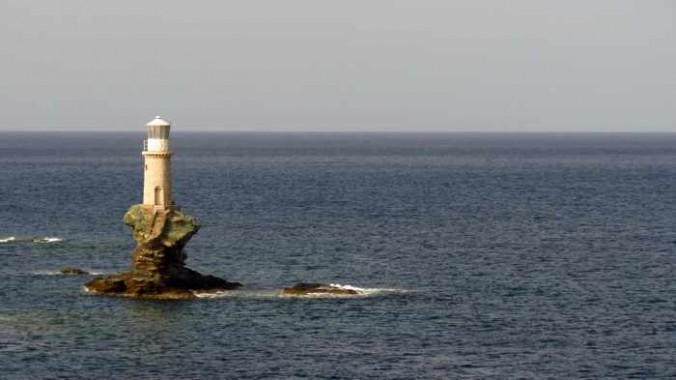 Tourlitis lighthouse