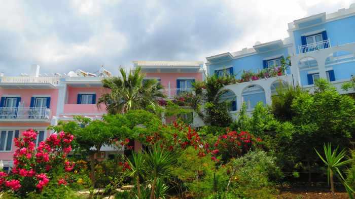 Aneroussa Beach Hotel Andros Greece