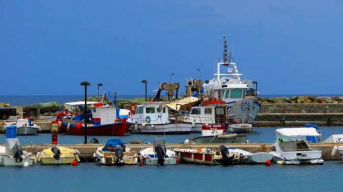 Batsi harbour