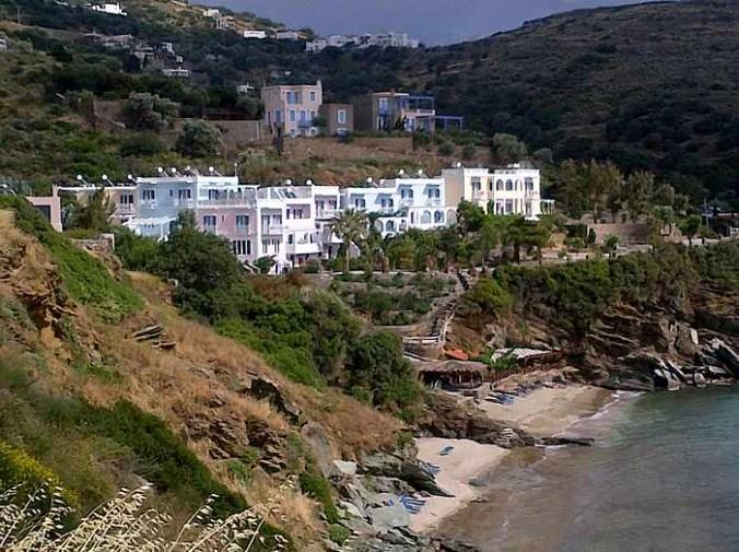 Delavoyia beach