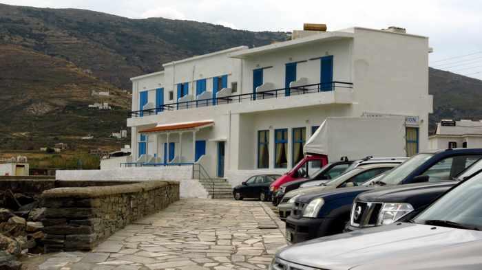 Hotel Korthion Andros