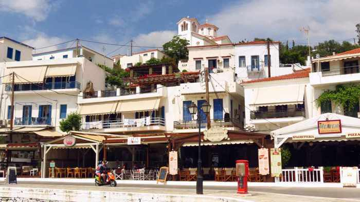 Restaurants and cafes in Batsi