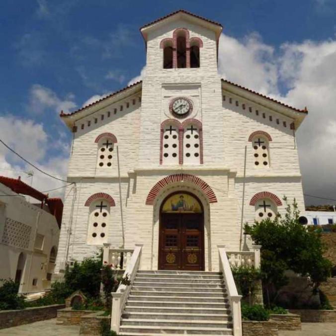 a church in Batsi