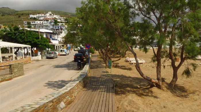 Batsi beach