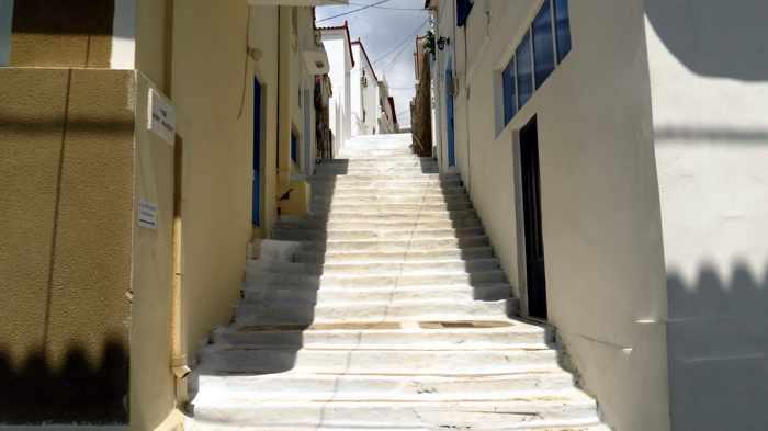 steps in Batsi