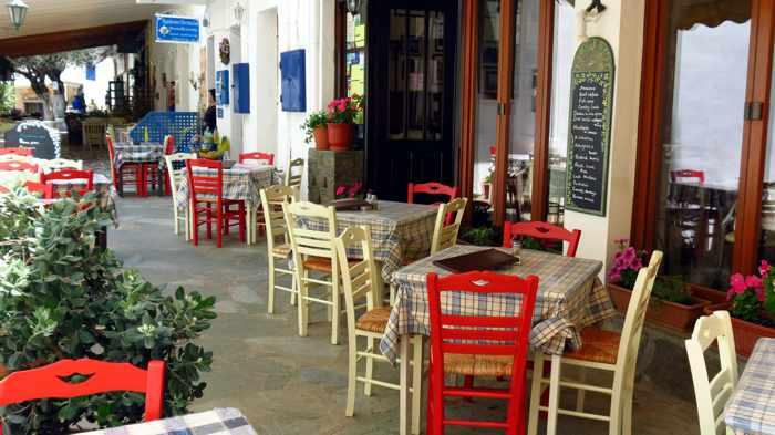 Stamatis Taverna in Batsi