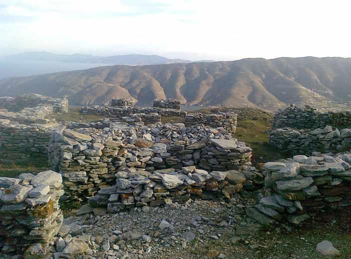 Faneromenis Castle