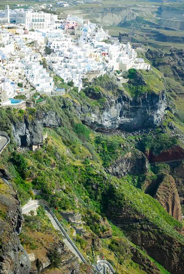 Anna Sulte photo of Fira Santorini on January 20 2015