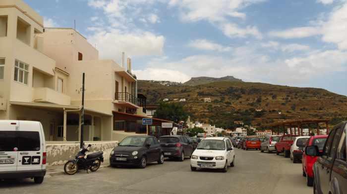 the main street in Ormos Korthiou IMG_8082