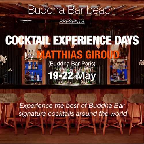 Buddha Bar Beach Mykonos