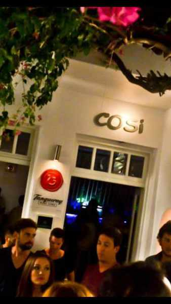 Cosi Cafe-Bar Mykonos