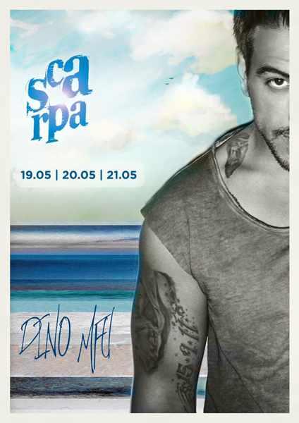 DJ Dino MFU at Scarpa