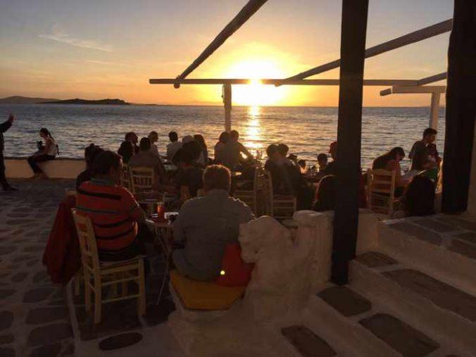 Galleraki Bar Mykonos