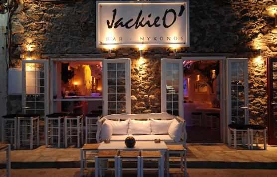 JackieO' Bar Mykonos