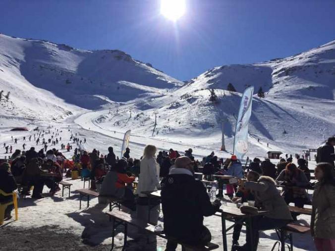 Kalavrite Ski Center