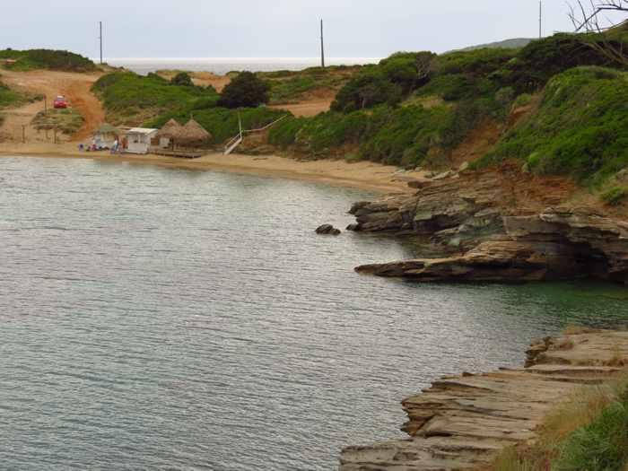 Kolona beach at Batsi IMG_0713