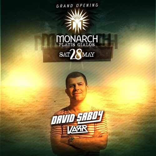 Monarch beach club Mykonos