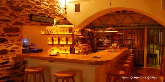 Passo Doble cocktail bar Mykonos