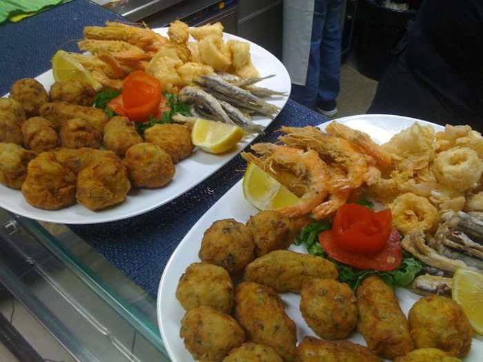 Seirines restaurant rAFINA