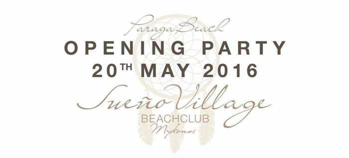 Sueno Village Beach Club Mykonos