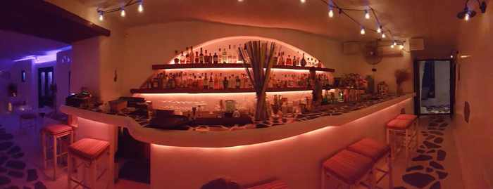 Vicolo Bar at Little Venice Mykonos