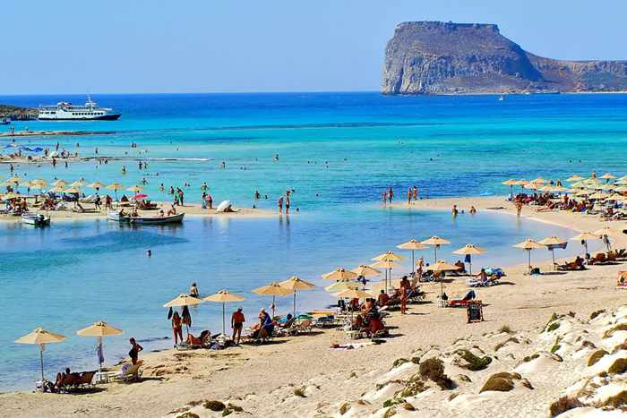 Balos beach photo from Hellasbeach.gr