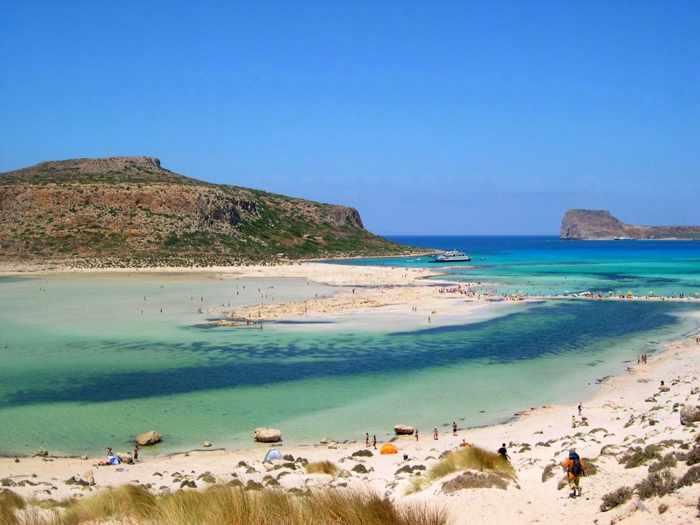 Balos Crete photo 02 by Cretan beaches website
