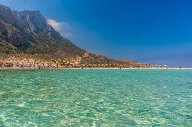 Balos Crete photo shared on Facebook by Всё об о. Крит - To Crete Com