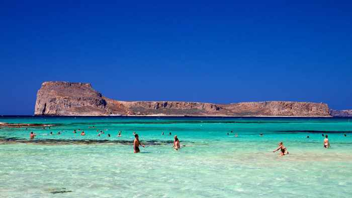 Balos photo from Crete island, Greece Facebook page