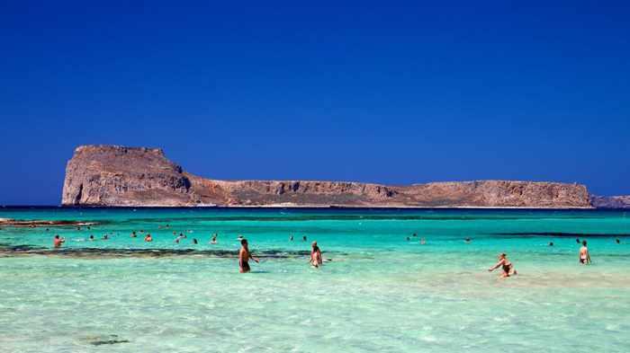 Balos photo from Crete island, Greece Facebook page