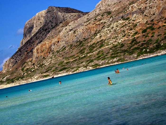 Balos beach photo from Beautiful Places of Barcelona and Catalonia blog