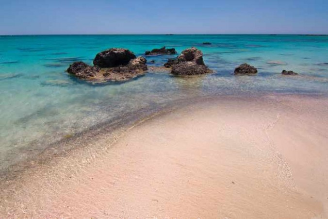 Balos beach photo shared on Facebook by Marko Djukanovic