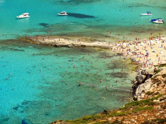 Balos photo 29 from Cretan Beaches website