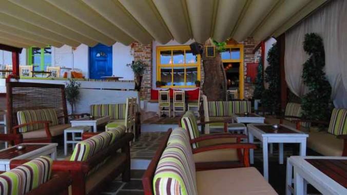 Cafe Skala in Batsi