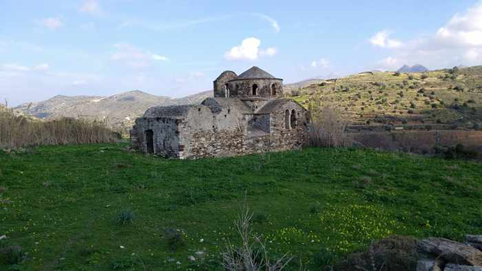 Lianos Village Hotel photo of Agia Mamas church