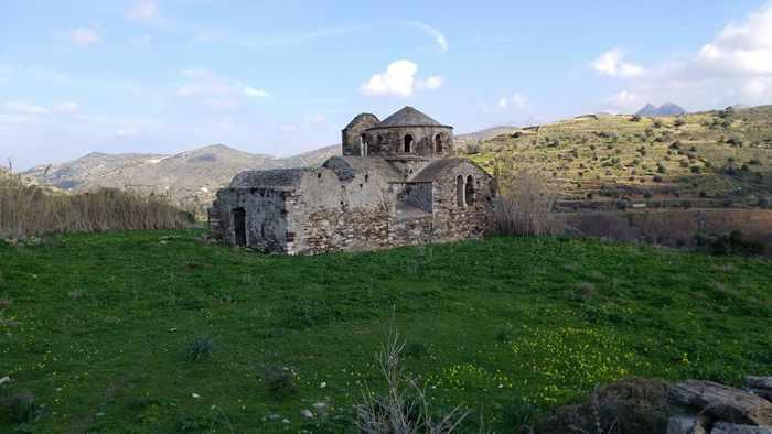 Lianos Village Hotel photo of Agia Mamas church