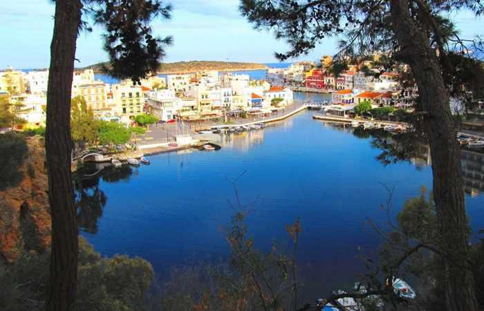 Best photos of Crete image of Agios Nikolaos Crete
