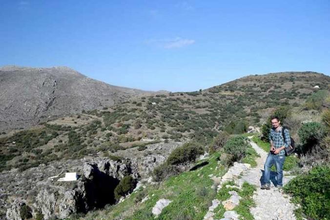 Amorgos walking paths