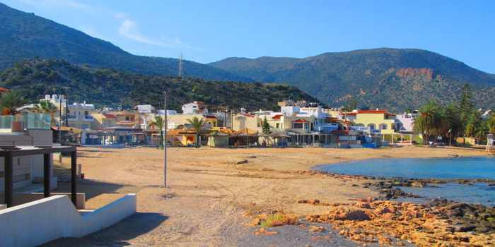 Best photos of Crete image of Stalis beach