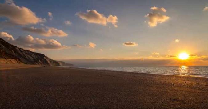 Gialos beach Lefkada screen capture 03 from TeaTimeCreations video