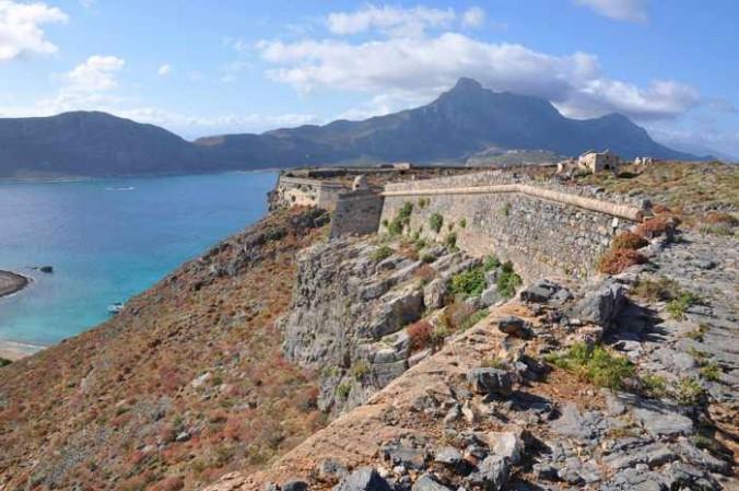 Gramvousa fortress Crete photo from finallymydarling.com blog