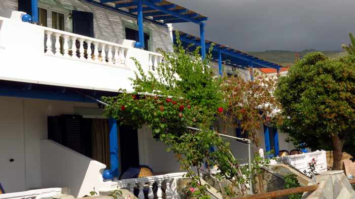 Studios at Stivari on Andros