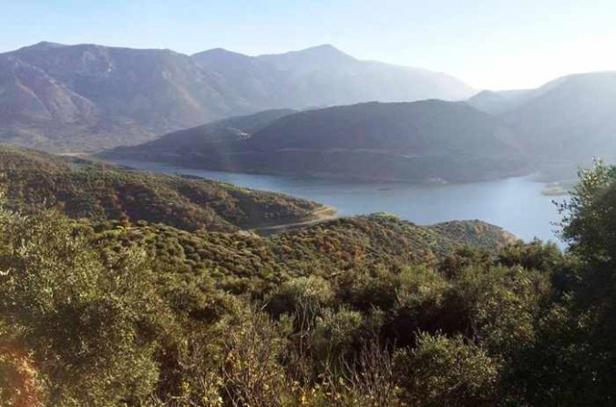Irena B photo of Lake Avdou in Lasithi region of Crete for Best photos of Crete FB page