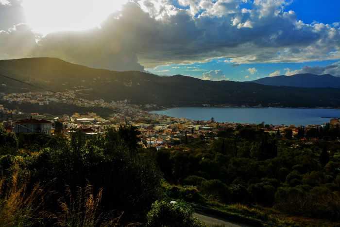 Stamatis Gounaris photo of Vathi on Samos