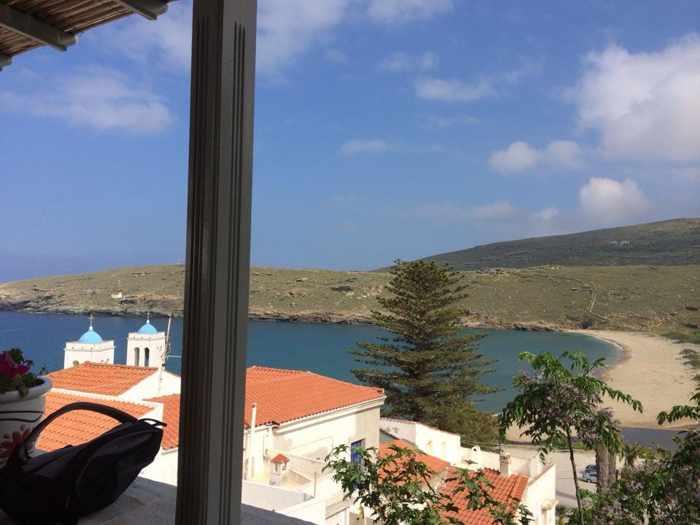 I Parea restaurant Andros Town