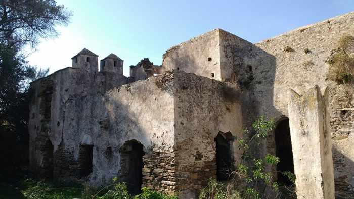 Lianos Village Hotel photo of Kalamitsia Jesuits Palace