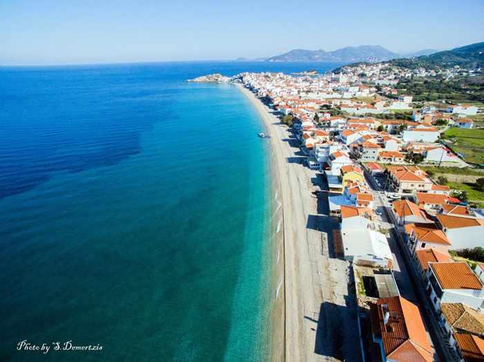 Kokkari Samos photo by Stelio Demertzis