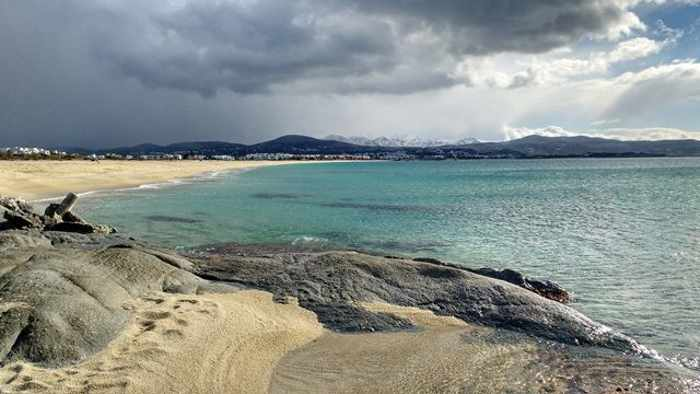 Lianos Village Hotel photo of Agios Prokopios beach
